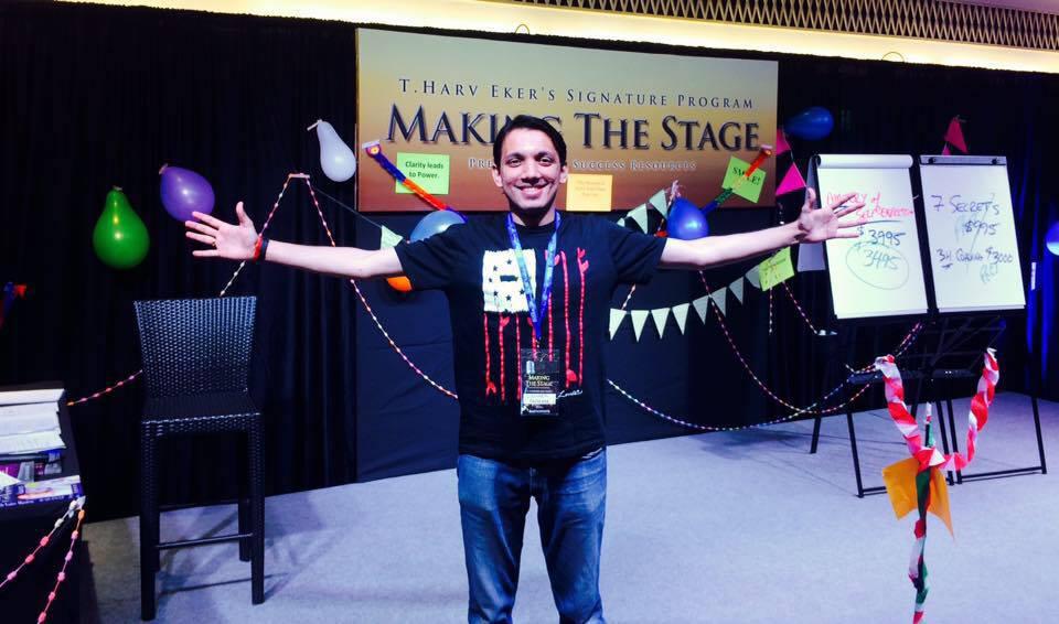 sidz making stage