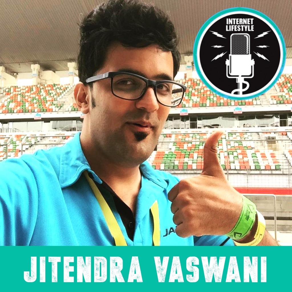 jitendra vaswani podcast