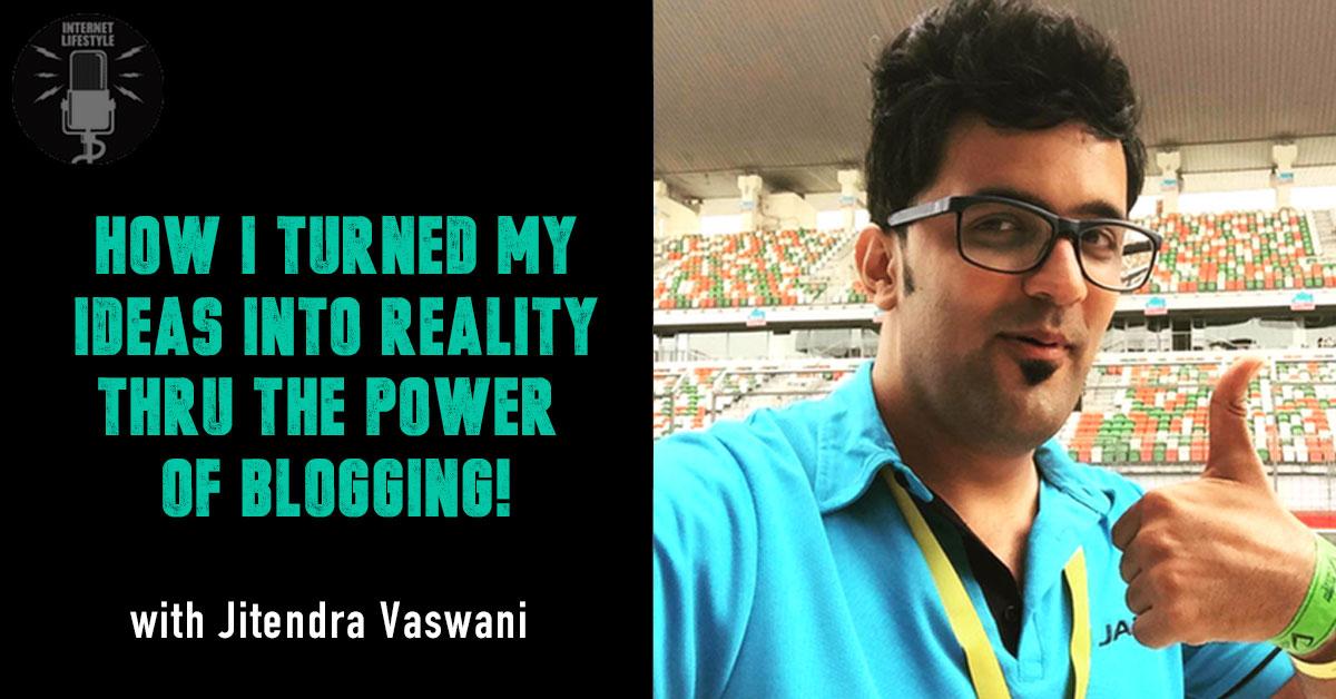 jitendra vaswani story