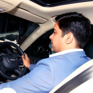 28yr Old Taqi in his AUDI Q3