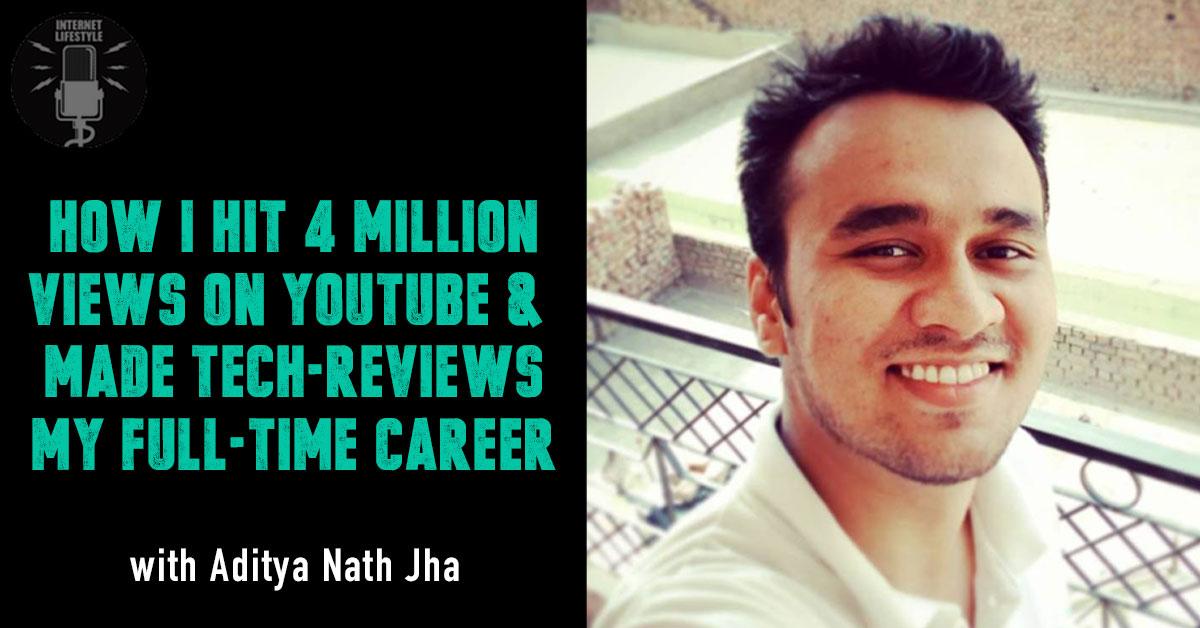 aditya nath jha interview