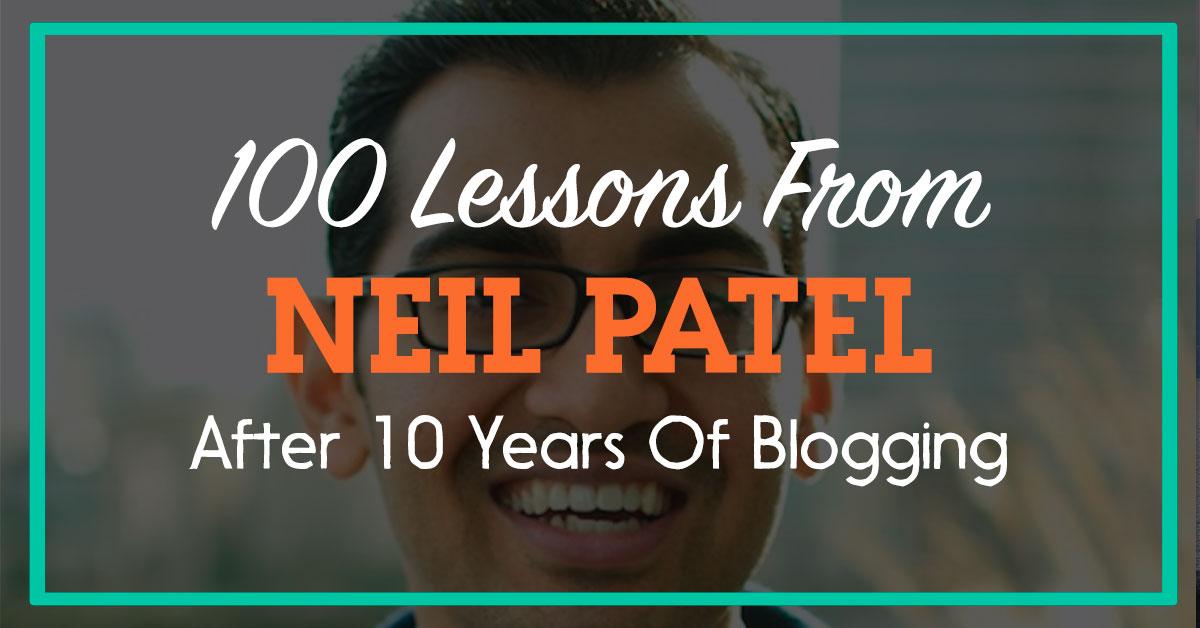 blogging neil patel