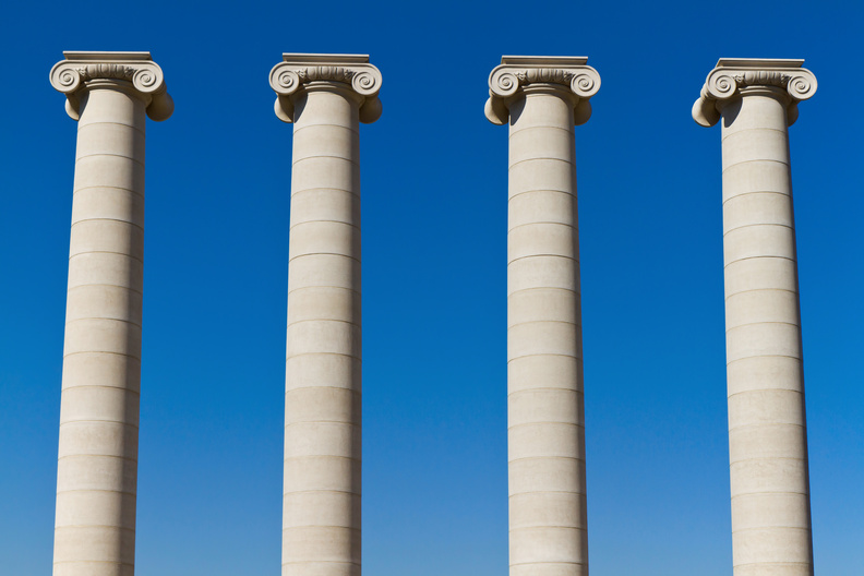 business success pillars