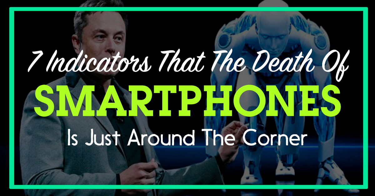 death of smartphones