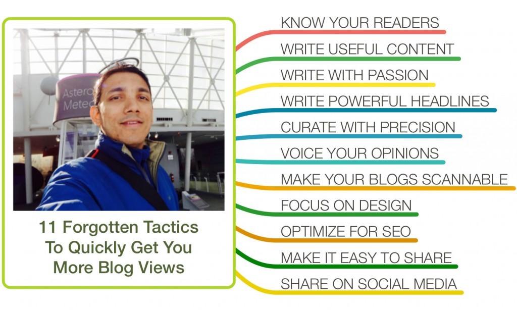 more blog views