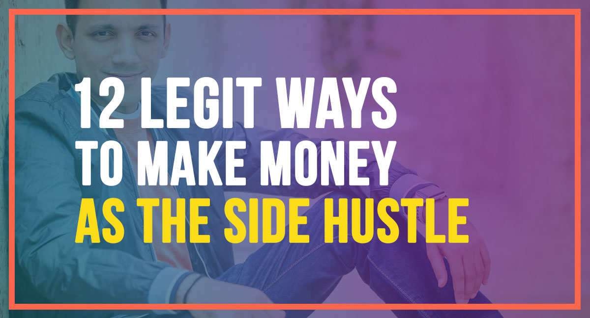 legit ways to make money