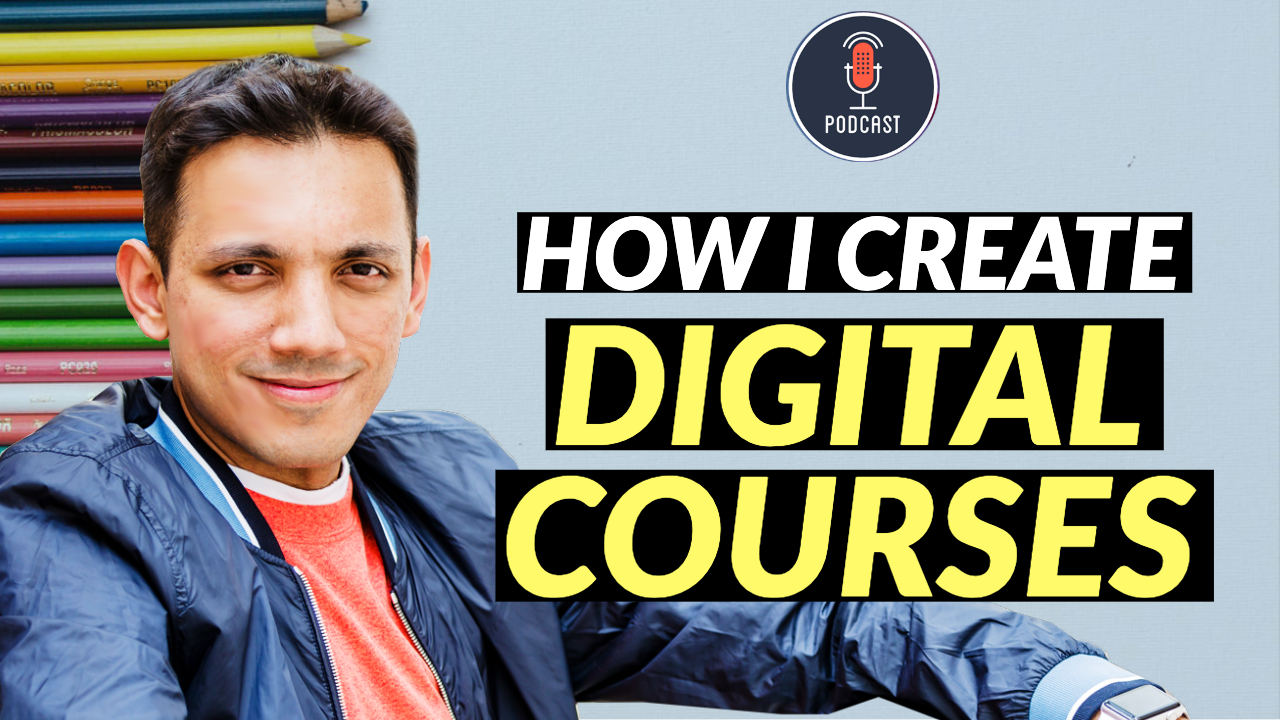 how to create digital courses