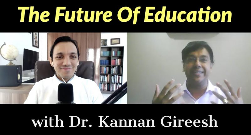 dr kannan gireesh interview