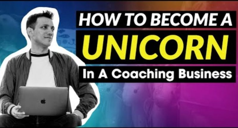 coaching business unicorn