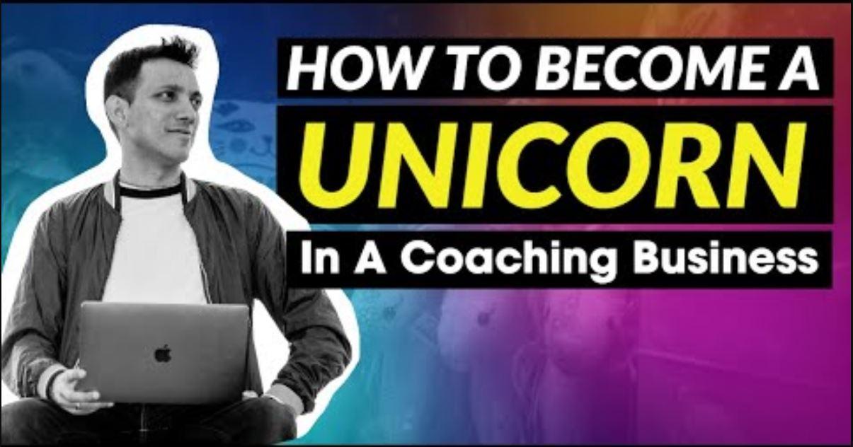 coaching business unicorn