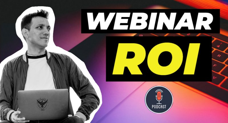 increase webinar roi