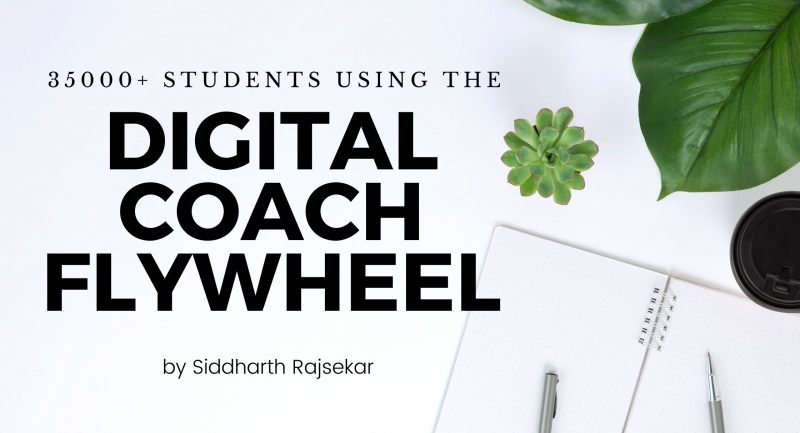 digital coach flywheel