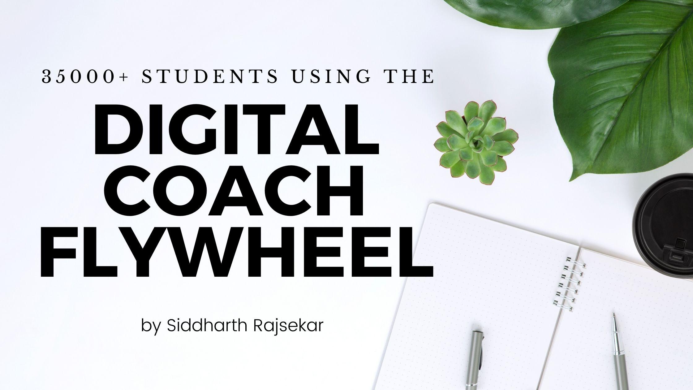 digital coach flywheel