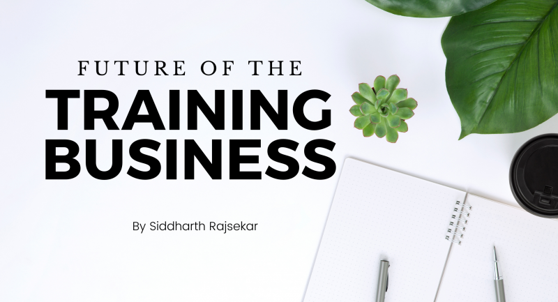 future of training and coaching business