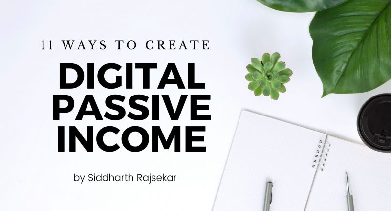 digital passive income