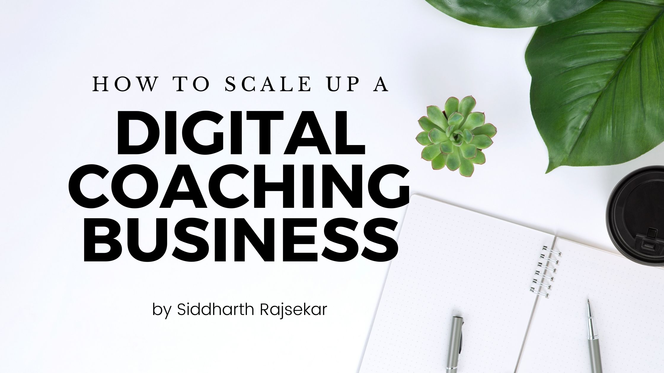 how to scale a coaching business