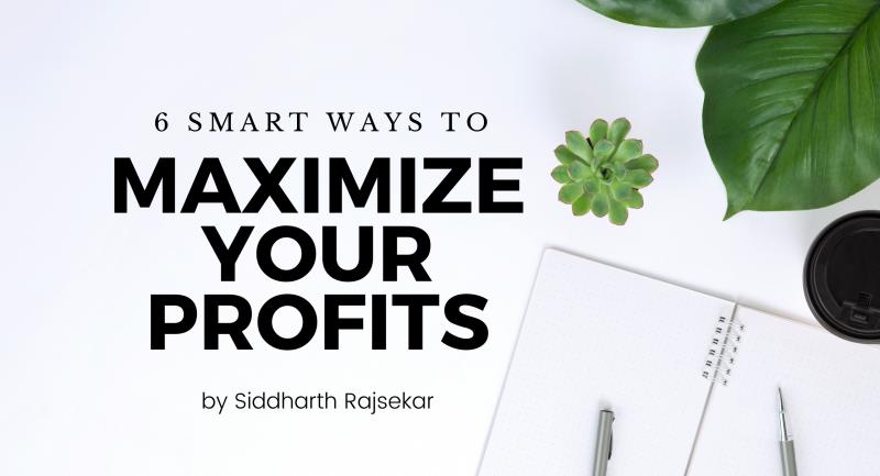 maximize profits digital coach